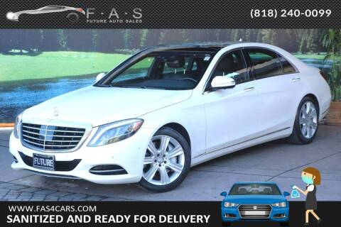 2015 Mercedes-Benz S-Class for sale at Best Car Buy in Glendale CA