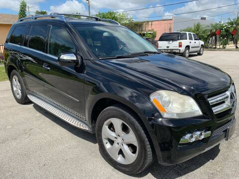 2010 Mercedes-Benz GL-Class for sale at Eden Cars Inc in Hollywood FL