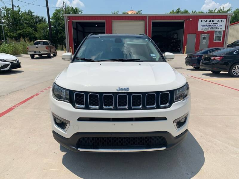2019 Jeep Compass for sale in Houston, TX
