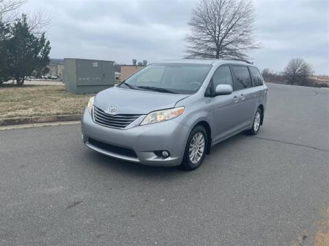 2012 Toyota Sienna for sale at CarXpress in Fredericksburg VA