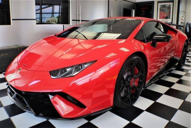 2018 Lamborghini Huracan for sale in Pompano Beach, FL