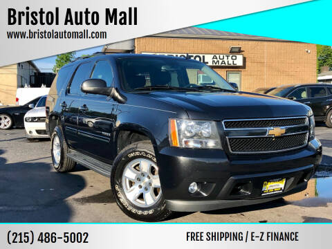 2013 Chevrolet Tahoe for sale at Bristol Auto Mall in Levittown PA
