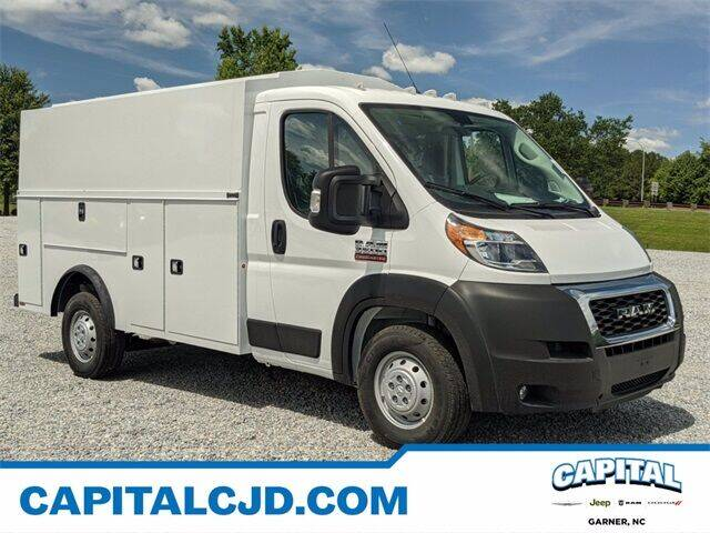 2021 RAM ProMaster Cutaway Chassis 3500 136 WB