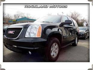2013 GMC Yukon for sale at Rockland Automall - Rockland Motors in West Nyack NY
