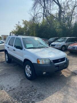 2004 Ford Escape for sale at Big Bills in Milwaukee WI