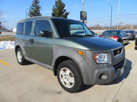 2005 Honda Element for sale at Import Exchange in Mokena IL