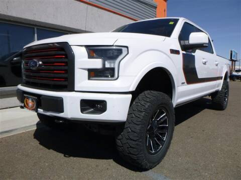2016 Ford F-150 for sale at Torgerson Auto Center in Bismarck ND