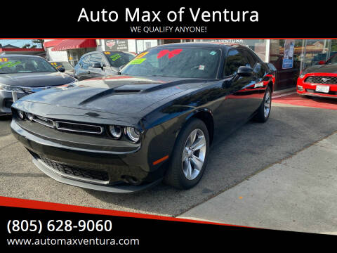 2017 Dodge Challenger for sale at Auto Max of Ventura in Ventura CA