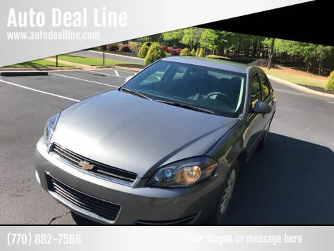 2006 Chevrolet Impala for sale at Auto Deal Line in Alpharetta GA