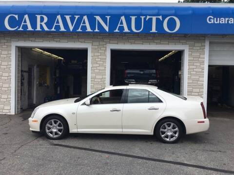 2006 Cadillac STS for sale at Caravan Auto in Cranston RI