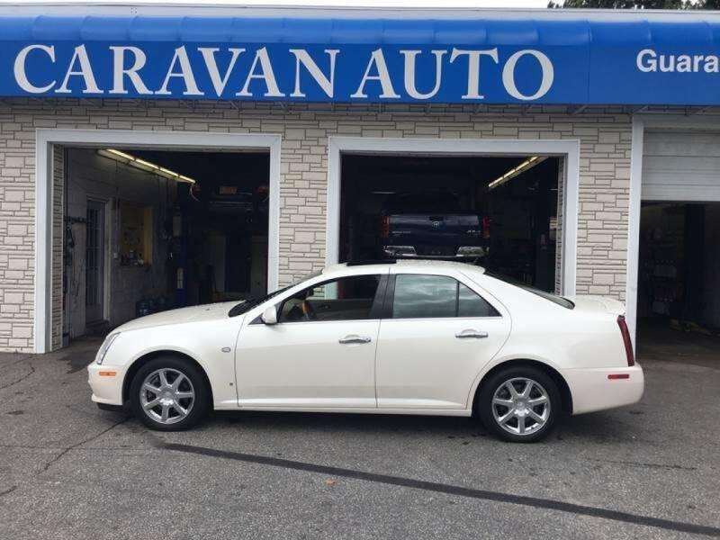 2006 Cadillac STS for sale at Caravan Auto in Cranston RI