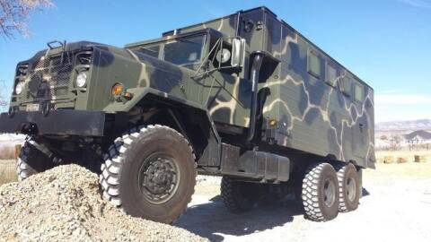 1986 AM General M939A2 for sale at Classic Car Deals in Cadillac MI