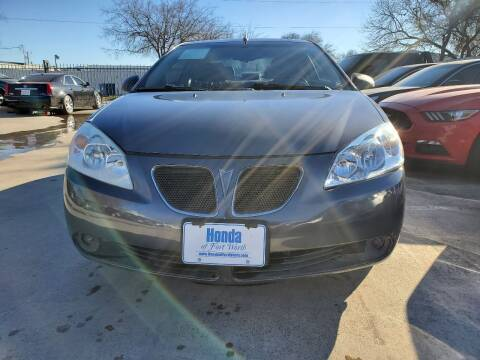2008 Pontiac G6 for sale at Star Autogroup, LLC in Grand Prairie TX