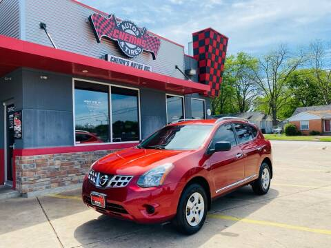 2014 Nissan Rogue Select for sale at Chema's Autos & Tires in Tyler TX