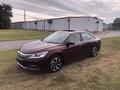 2016 Honda Accord for sale at Bryans Car Corner in Chickasha OK