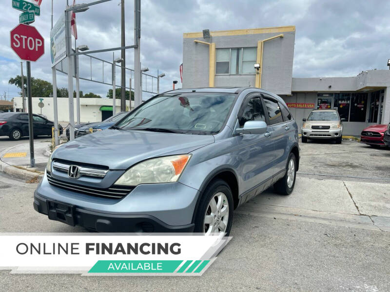 2008 Honda CR-V for sale at Global Auto Sales USA in Miami FL