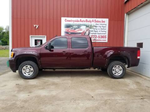 2007 GMC Sierra 2500HD for sale at Countryside Auto Body & Sales, Inc in Gary SD
