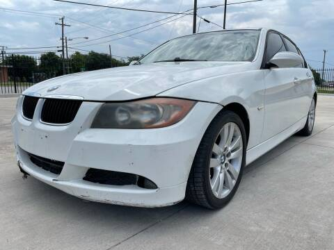 2006 BMW 3 Series for sale at Italy Auto Sales in Dallas TX