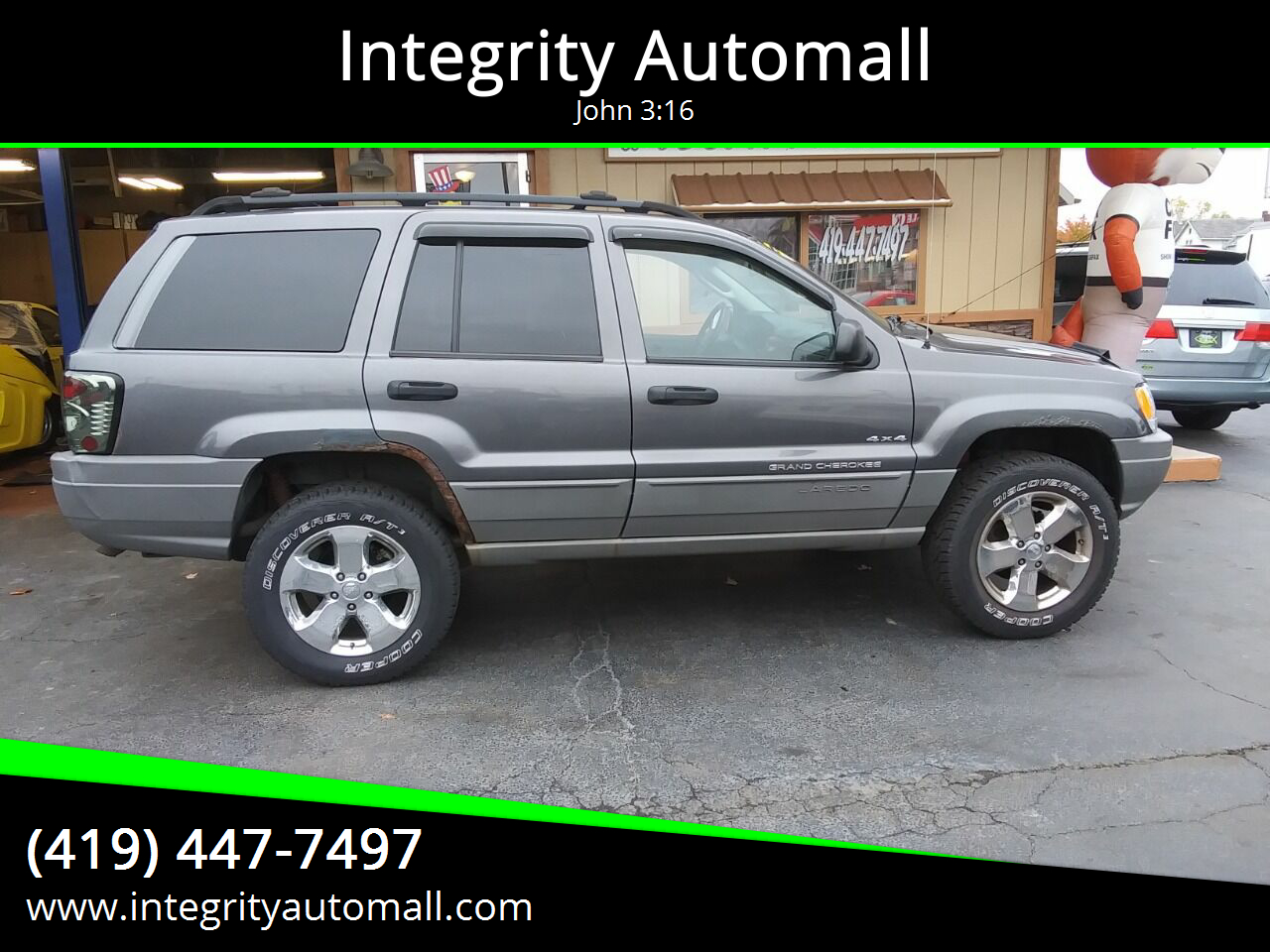 Used 2002 Jeep Grand Cherokee For Sale Carsforsale Com