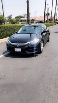 2016 Honda Civic for sale at Auto Toyz Inc in Lodi CA