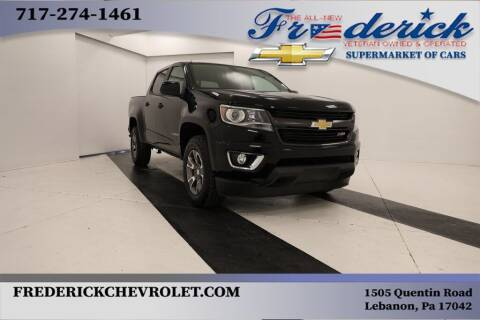 2016 Chevrolet Colorado for sale at Lancaster Pre-Owned in Lancaster PA