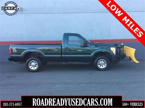 2011 Ford F-250 Super Duty for sale at Road Ready Used Cars in Ansonia CT