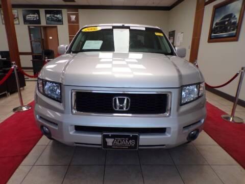 2006 Honda Ridgeline for sale at Adams Auto Group Inc. in Charlotte NC