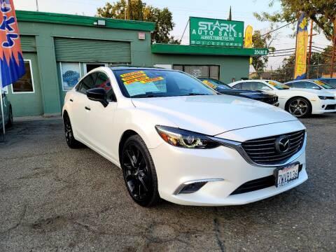 2017 Mazda MAZDA6 for sale at Stark Auto Sales in Modesto CA