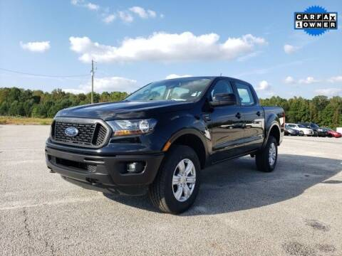 2019 Ford Ranger for sale at Hardy Auto Resales in Dallas GA