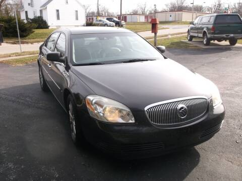 2009 Buick Lucerne for sale at Straight Line Motors LLC in Fort Wayne IN