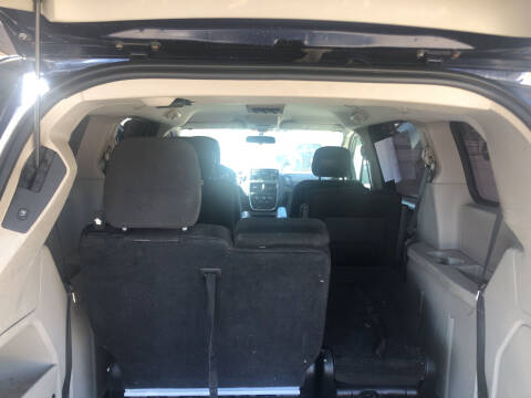 2014 Dodge Grand Caravan for sale at Claremore Motor Company in Claremore OK