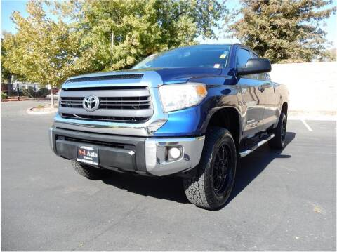 2014 Toyota Tundra for sale at A-1 Auto Wholesale in Sacramento CA