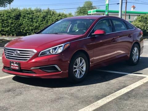 2016 Hyundai Sonata for sale at RUSH AUTO SALES in Burlington NC