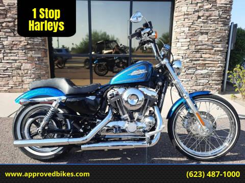 2015 Harley-Davidson Seventy-Two XL1200V for sale at 1 Stop Harleys in Peoria AZ