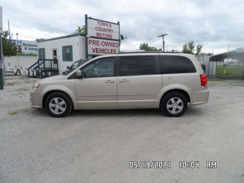 2013 Dodge Grand Caravan for sale at Town and Country Motors in Warsaw MO