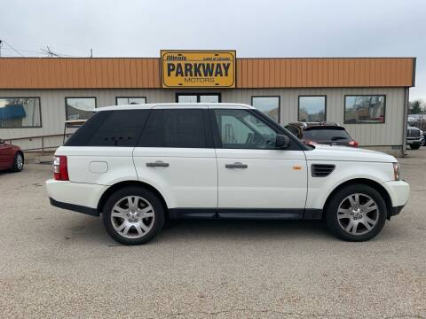 2006 Land Rover Range Rover Sport for sale at Parkway Motors in Springfield IL