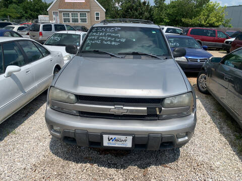 2004 Chevrolet TrailBlazer for sale at Camdenton Motors & Marine in Camdenton MO