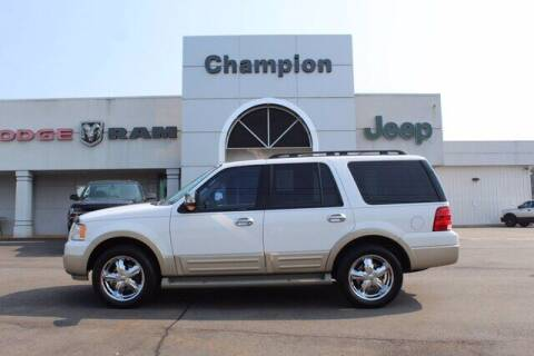 2006 Ford Expedition for sale at Champion Chevrolet in Athens AL
