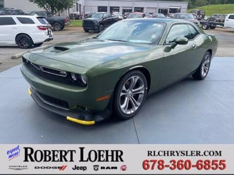 2021 Dodge Challenger for sale at Robert Loehr Chrysler Dodge Jeep Ram in Cartersville GA