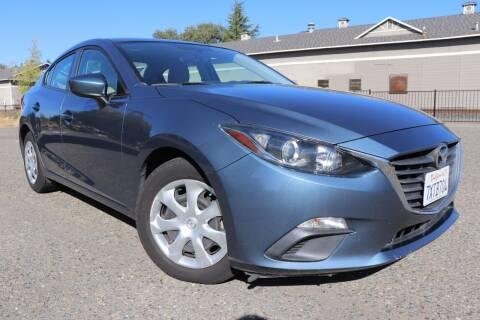2016 Mazda MAZDA3 for sale at California Auto Sales in Auburn CA