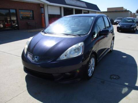 2010 Honda Fit for sale at Eden's Auto Sales in Valley Center KS