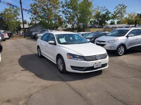 2013 Volkswagen Passat for sale at Silver Star Auto in San Bernardino CA