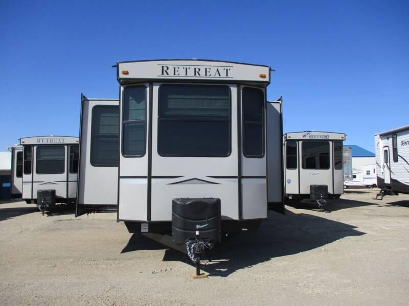 2021 Keystone Retreat 39 LOFT for sale at Lakota RV - New Park Trailers in Lakota ND