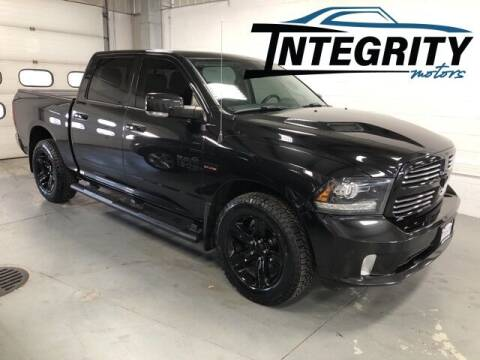 2016 RAM Ram Pickup 1500 for sale at Integrity Motors, Inc. in Fond Du Lac WI