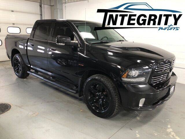 2016 RAM Ram Pickup 1500 for sale at Integrity Motors, Inc. in Fond Du Lac WI