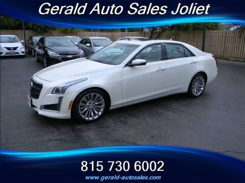 2014 Cadillac CTS for sale at Gerald Auto Sales in Joliet IL