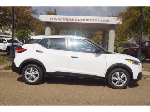 2020 Nissan Kicks for sale at BLACKBURN MOTOR CO in Vicksburg MS