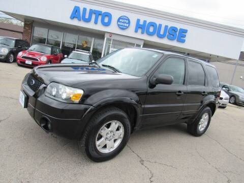 2006 Ford Escape for sale at Auto House Motors in Downers Grove IL
