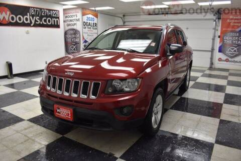 2015 Jeep Compass for sale at WOODY'S AUTOMOTIVE GROUP in Chillicothe MO
