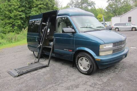 1999 Chevrolet Astro for sale at K & R Auto Sales,Inc in Quakertown PA
